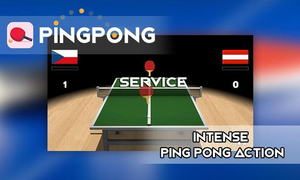 Table Tennis 3D 2016 apk screenshot