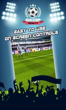 Soccer Kicks Penalty apk screenshot