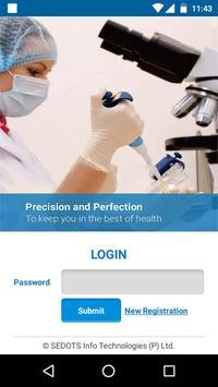 Gastro Diagnostic App poster