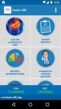 Gastro Diagnostic App apk screenshot