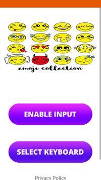 emoji clavier 2018 poster