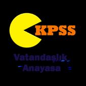 KPSS Vatandaşlık Anayasa 2017 icon