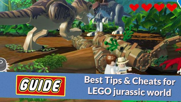 Guide For LEGO Jurassic World apk screenshot