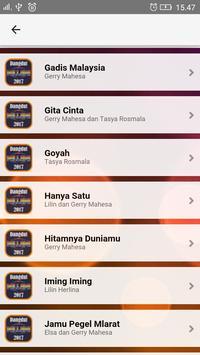Top Dangdut : New Pallapa 2017 screenshot 3