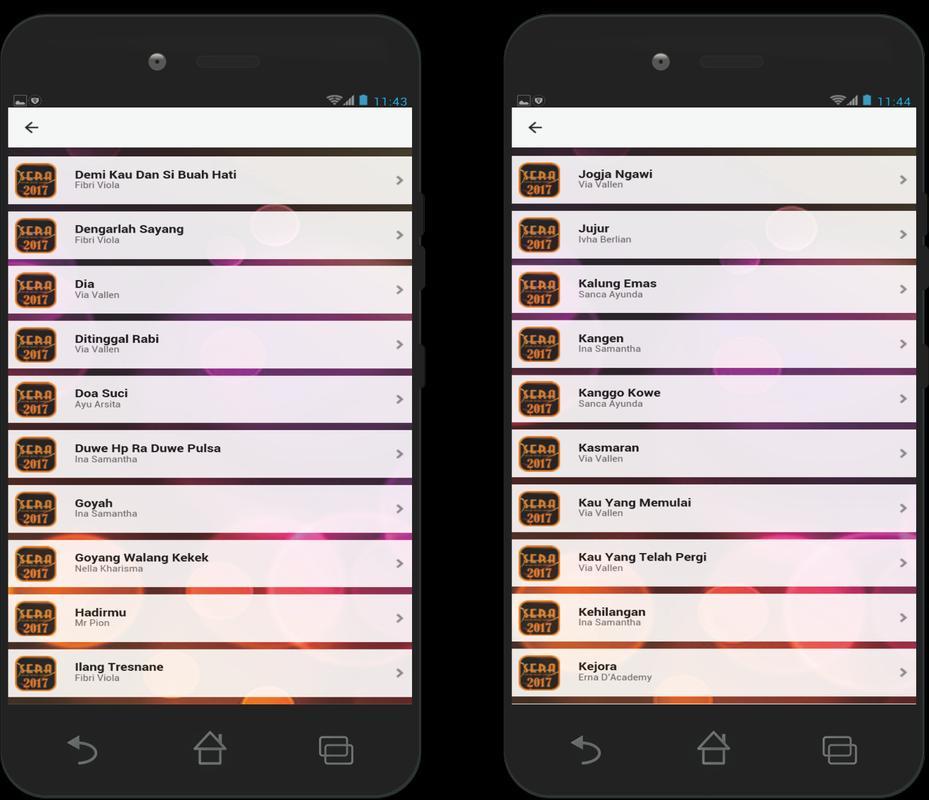 Om sera lagu dangdut mp3 for android apk download.