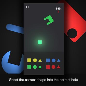 Color Shape Shooter screenshot 1