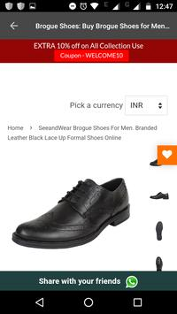 SeeandWear Online Shopping App for Android - APK Download