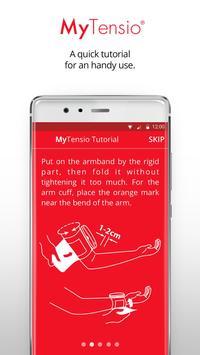 MyTensio screenshot 1