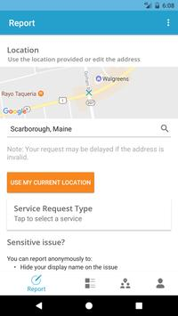Scarborough Fix It apk screenshot