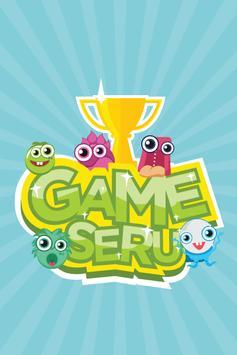 Game Seru poster