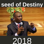 Seed of Destiny Daily Devotional icon