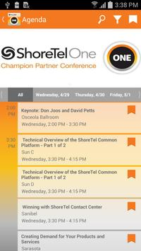 ShoreTel Partner Conference apk screenshot
