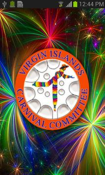 Virgin Islands Carnival poster