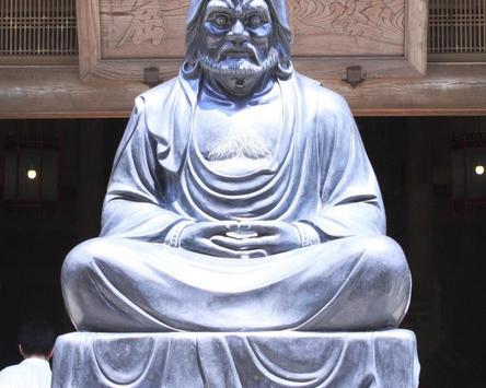 Bodhidharma Wallpaper apk screenshot