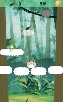 Jumpy Frog apk screenshot