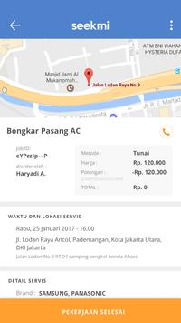 Seekmi Vendor screenshot 3