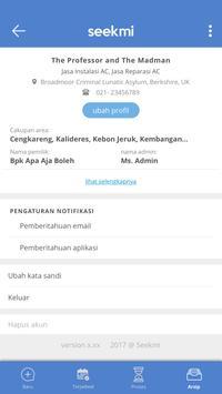 Seekmi Vendor screenshot 4
