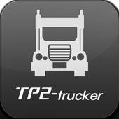 TP2-Trucker, TP2-Phone, Truck/Bus TPMS, CV TPMS icon
