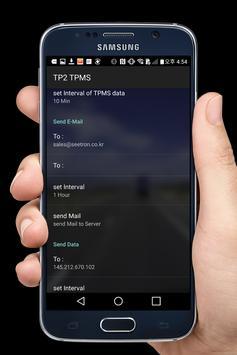 TP2-Trucker, TP2-Phone, Truck/Bus TPMS, CV TPMS screenshot 5