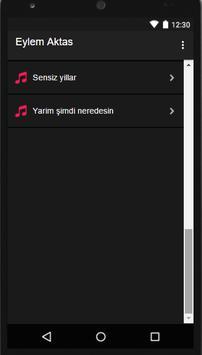 Eylem Aktaş - Söyleyemedim screenshot 2