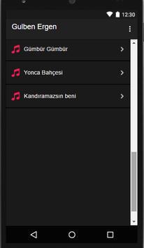 Gülben Ergen - Esasen apk screenshot