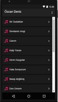 Özcan Deniz - Bir Dudaktan poster