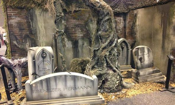 Grave Rock - The Halloween Playlist apk screenshot