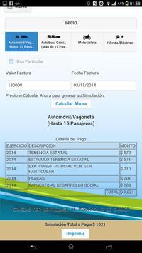 FinanzApps Oaxaca apk screenshot