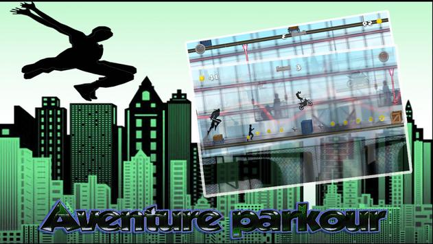 BMX Parkour 2017 apk screenshot