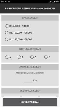 Pemilihan SMA Gunungkidul screenshot 4