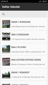 Pemilihan SMA Gunungkidul screenshot 5