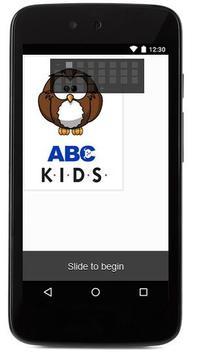 ABC Siri Hamza Nombor Bilangan poster