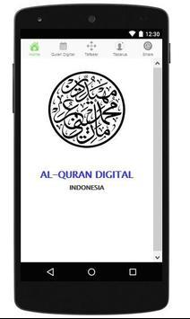 Quran Digital Khamisa -Offline poster