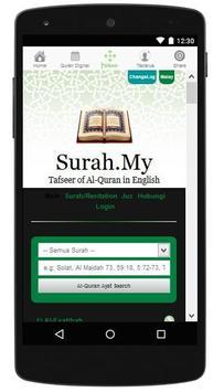 Quran Digital Khamisa -Offline apk screenshot