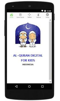 Quran Kanak Kanak Waheeda poster