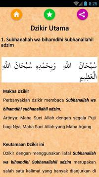 Dzikir dan Doa screenshot 13