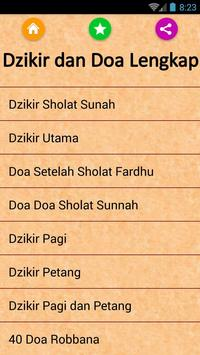 Dzikir dan Doa screenshot 1