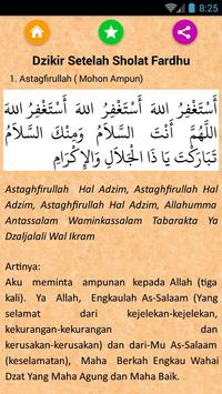 Dzikir dan Doa screenshot 2