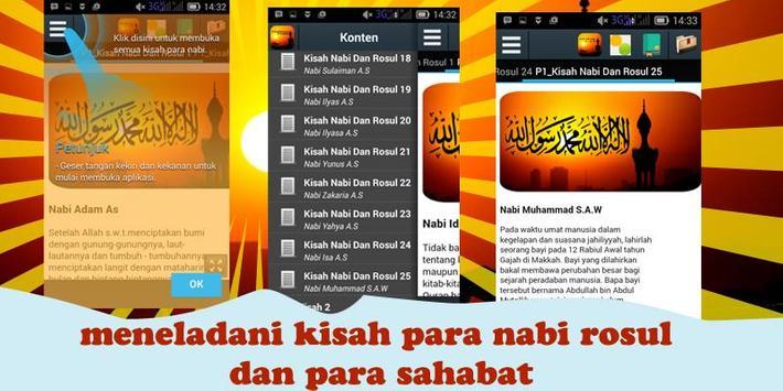 25 Kisah Nabi Rasul & Sahabat poster