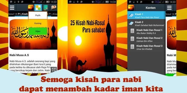 25 Kisah Nabi Rasul & Sahabat screenshot 2