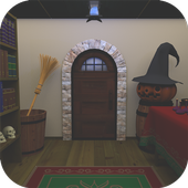 Escape Game -  Escape from the Witch's House icon