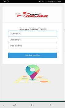 Rojas GPS poster