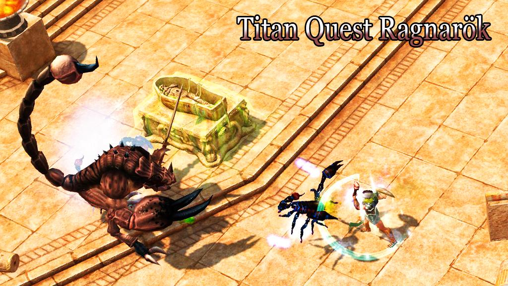 Tips For -Titan Quest Ragnarök- Gameplay for Android - APK