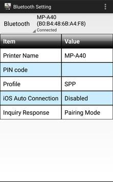 SII MP-A Utility screenshot 6