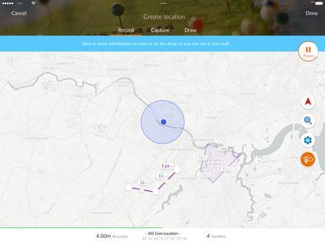 Seiler - Field2GIS apk screenshot