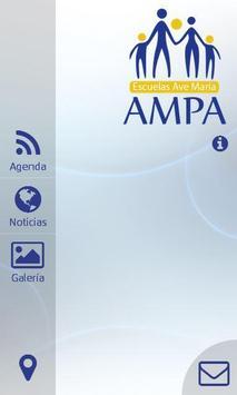 AMPA Escuelas Ave María poster