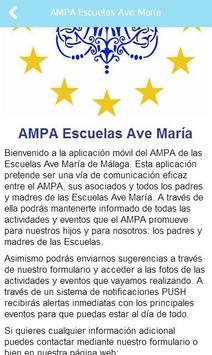 AMPA Escuelas Ave María screenshot 1