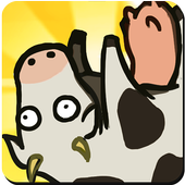 Tap Tap Cows - Cow Land icon