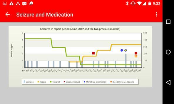 Seizure Tracker screenshot 4