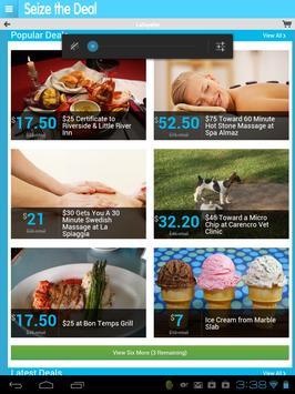 Seize The Deal apk screenshot